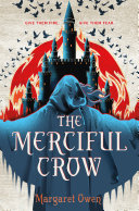 The Merciful Crow Book Cover