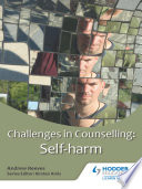 Challenges In Counselling Self Harm