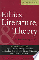 Ethics  Literature  and Theory