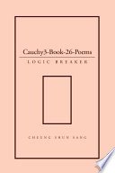 Cauchy3 Book 26 Poems