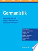 Germanistik