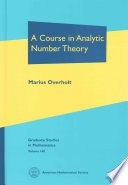 A Course in Analytic Number Theory