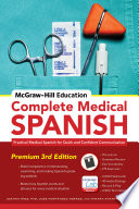 Mcgraw Hill Education Complete Medical Spanish