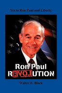 Yes to Ron Paul and Liberty