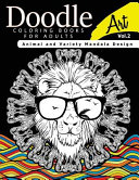 Doodle Coloring Books for Adults Art Vol 2