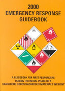 2000 Emergency Response Guidebook