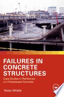 Failures In Concrete Structures