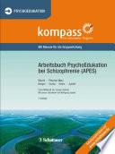 Arbeitsbuch PsychoEdukation bei Schizophrenie