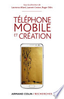 T  l  phone mobile et cr  ation