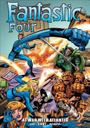 Fantastic Four Epic Collection: At War With Atlantis : fantastic four run stands as one...