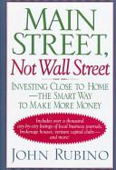 Main Street  Not Wall Street Book PDF
