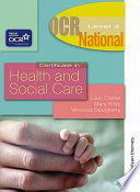 OCR level two national certificate in health and social care