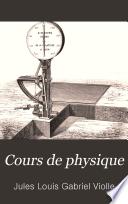 Cours de physique: Physique moléculaire. 2 pts