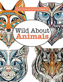 Really Relaxing Colouring Book 11: Wild About Animals : ...