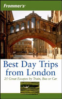 Frommer s Best Day Trips from London