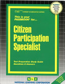 Citizen Participation Specialist