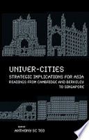 Univer Cities  Strategic Implications for Asia