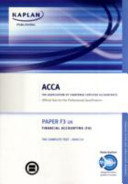 F3 Financial Accounting Fa Uk Comp