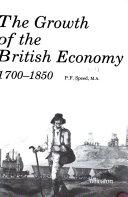 Growth of British Economy 1700 1850
