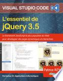 illustration L'essentiel de jQuery 3.5