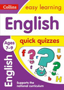 English Quick Quizzes Ages 7 9