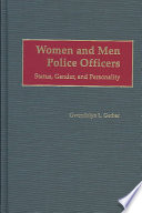 Women and Men Police Officers