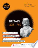 OCR A Level History  Britain 1603 1760