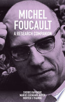 Michel Foucault  A Research Companion