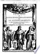 Vescoui di Fiesole  di Volterra  e d Arezzo del sig  Scipione Ammirato con l aggiunte di Scipione Ammirato il giouane e nel fine i cataloghi e tauole