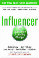 Influencer  The New Science of Leading Change  Second Edition  Paperback