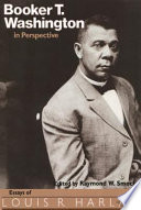 Booker T  Washington in Perspective