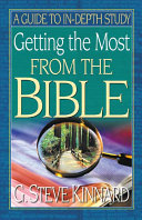Getting the Most from the Bible