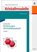 Einfuhrung in Die Festkorperphysik/Symmetriemodelle Der 32 Kristallklassen Zum Selbstbau