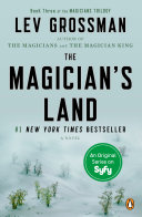 The Magician's Land-book cover