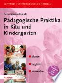 P  dagogische Praktika in Kita und Kindergarten