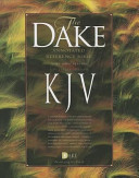 Dake s Annotated Reference Bible KJV
