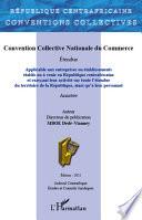 Convention Collective Nationale du Commerce