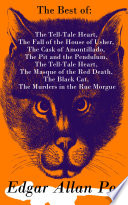download ebook the best of edgar allan poe: the tell-tale heart, the fall of the house of usher, the cask of amontillado, the pit and the pendulum, the tell-tale heart, the masque of the red death, the black cat, the murders in the rue morgue pdf epub