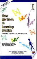 New Horizons in Learning English i (worktext)1st Ed. 1999