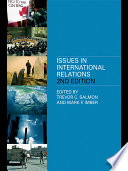 Issues In International Relations : a variety of motives and active...