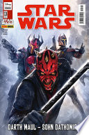 Star Wars Comicmagazin  Band 124   Darth Maul   Sohn Datomirs 1