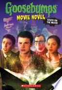 Goosebumps The Movie  The Movie Novel