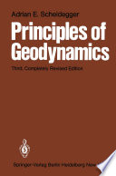 Principles of Geodynamics
