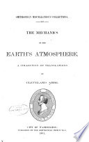 The Mechanics Of The Earth S Atmosphere