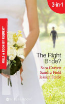 The Right Bride   Bride of Desire   The English Aristocrat s Bride   Vacancy  Wife of Convenience  Mills   Boon By Request