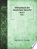 W rterbuch der deutschen Sprache