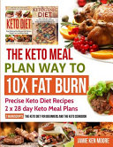 The Keto Meal Plan Way To 10x Fat Burn