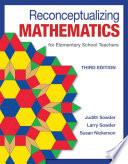 Loose leaf Version for Reconceptualizing Mathematics