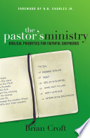 The Pastor s Ministry