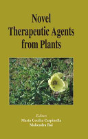 Novel Therapeutic Agents From Plants